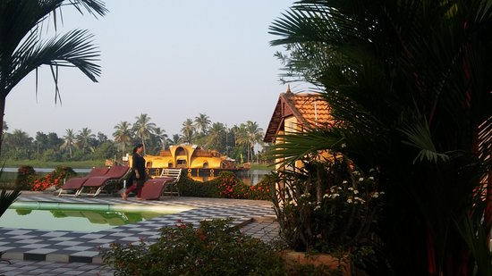Green Palace Kerala Resort Foto