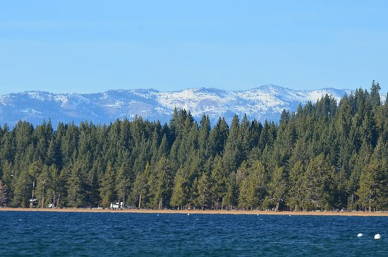 Lake Tahoe Picture Of Lakeside Beach