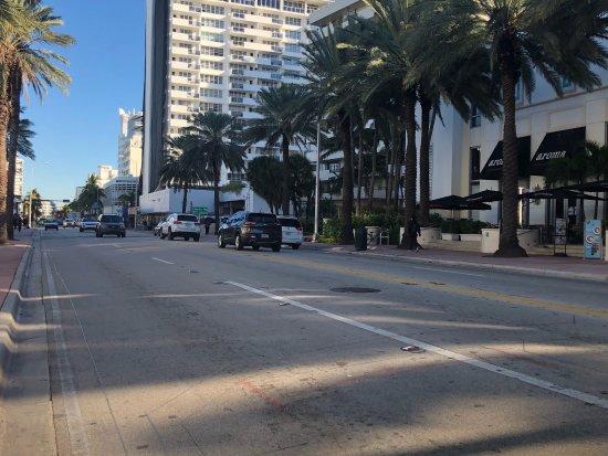 Aroma Espresso Bar  Collins Ave Miami Beach Fl