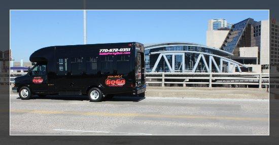 أتلانتا, جورجيا: GoGo Party Bus City Tours Atlanta, GA 
