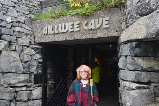 outside picture of aillwee cave ballyvaughan tripadvisor