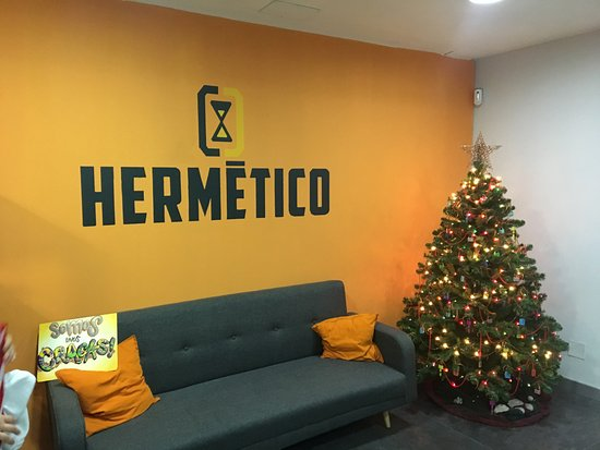 Hermetico Escape Room