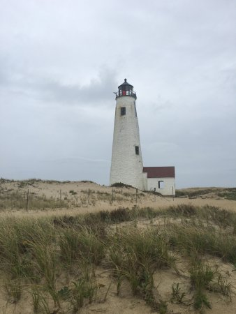 The Wauwinet: excursion to the lighthouse