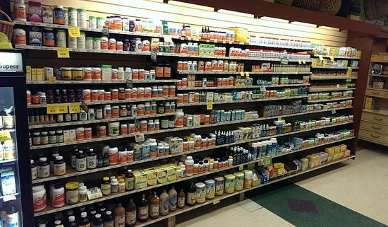 Kettle Falls, WA: We have vitamins & supplements!