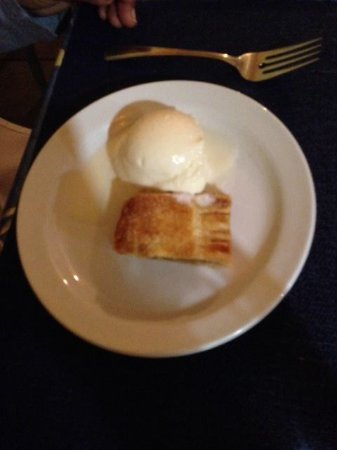Anise Resort and Spa: pie a la mode