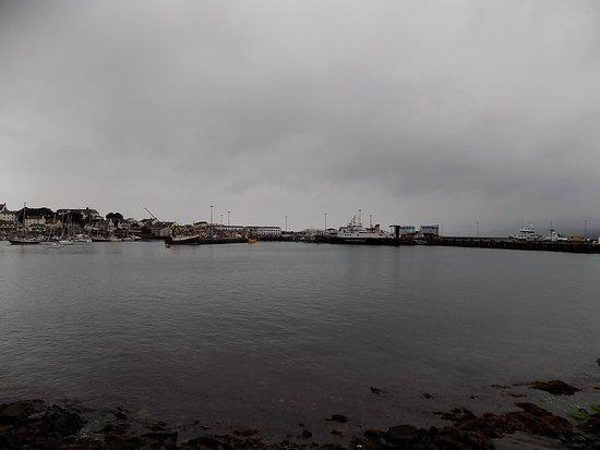 Western Isles Guest House : Mallaig Harbor.