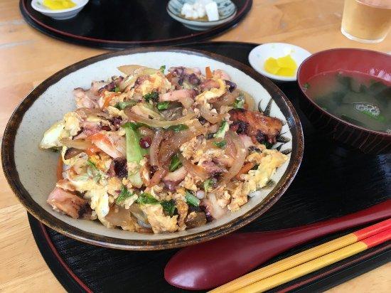 Sumubari: タコ丼