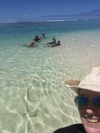 Aroa Beach Bild
