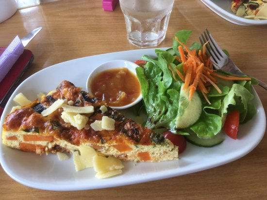 Kendall, Australia: Miss Nellie's oven-baked frittata is as good as it looks