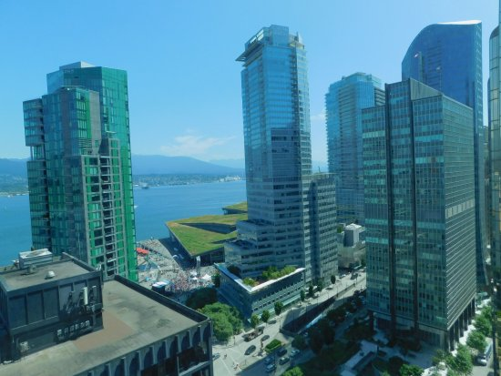 Vancouver Marriott Pinnacle Downtown Hotel Picture