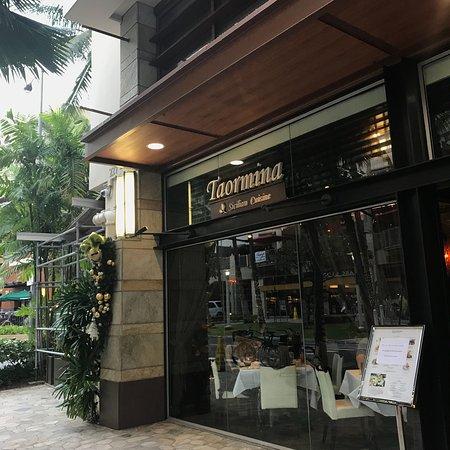 Photojpg Picture Of Taormina Sicilian Cuisine Honolulu - Taormina waikiki