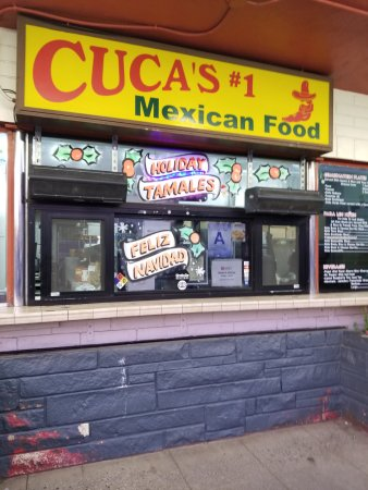Cuca's Mexican Food