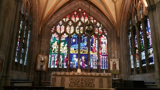 St Mary Redcliffe Church: Chapel, St Mary Redcliffe