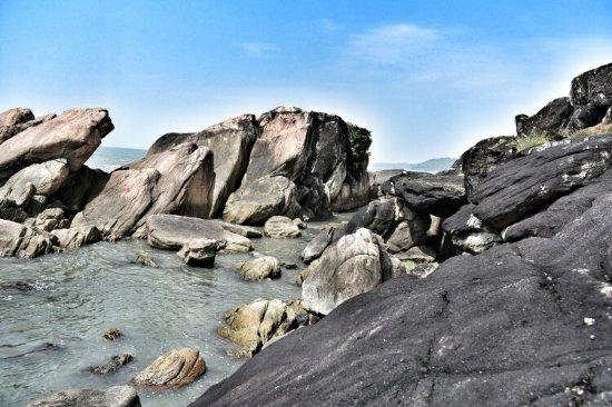 Kozhikode, Indie: Parappally Beach