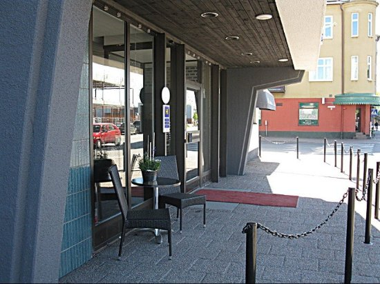 Central Hotellet: Exterior