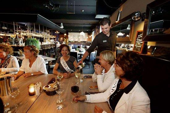 Zevenbergen, Países Baixos: Restaurant