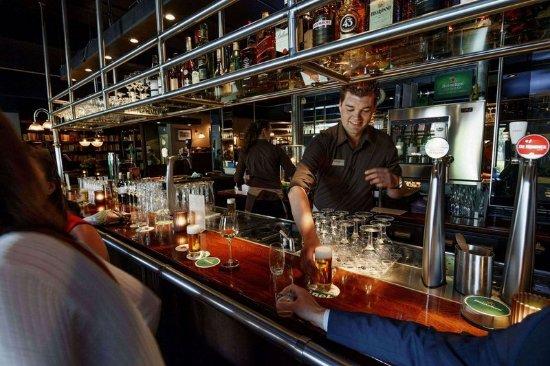 Zevenbergen, เนเธอร์แลนด์: Bar/Lounge