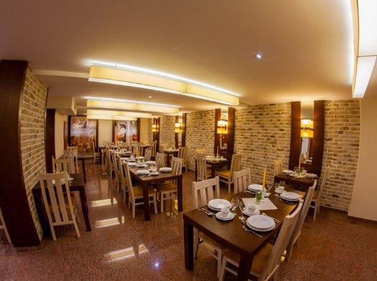 Domus Mater : Restaurant