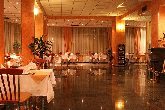 Hotel Brod: Restaurant