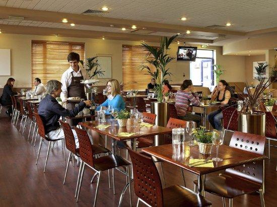 Crick, UK: Restaurant