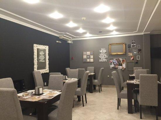 Hotel BojaTours Lux: Restaurant