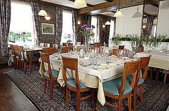 Hengevelde, Nederland: Restaurant