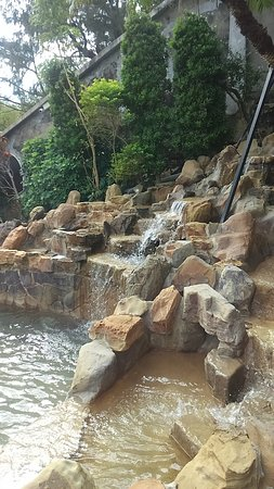 Sichongxi Hot Springs Park