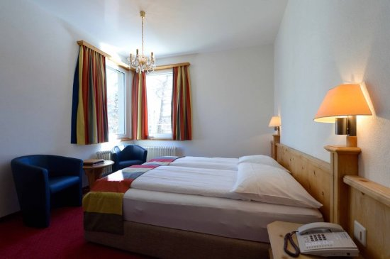 Hotel Waldhaus Am See: Guest room