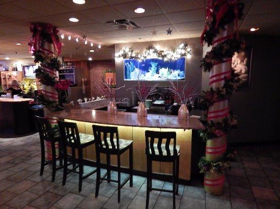 Martini Bar Picture Of The Living Room Boston Tripadvisor