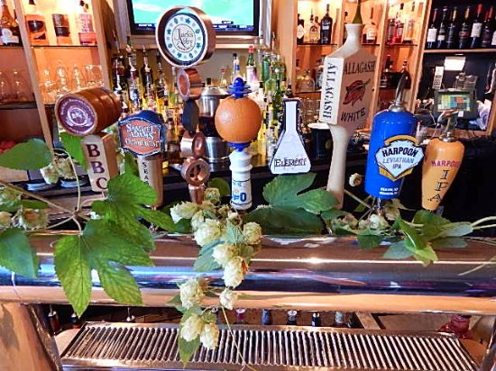 Foto de the living room boston local beers on tap for Living room 101 atlantic ave boston