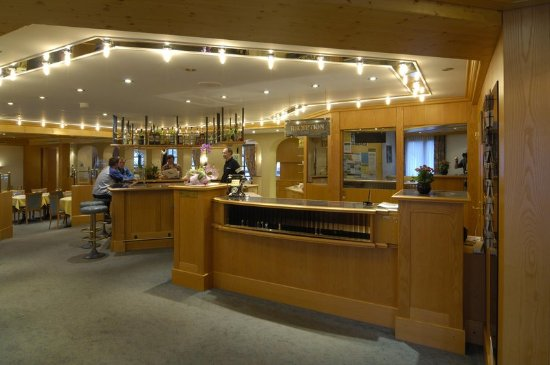 Hotel Alpin : Bar/Lounge
