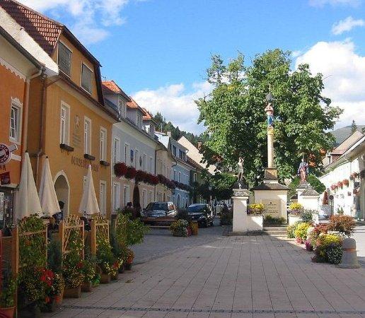 Oberwoelz Stadt, Østerrike: Exterior