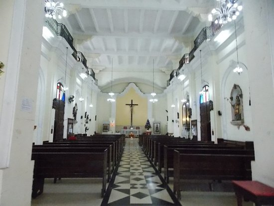 Iglesia de Nuestra Senora de Monserrate