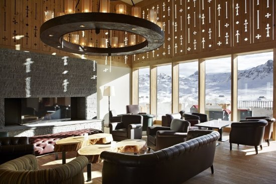 Melchsee-Frutt, Svizzera: Lobby