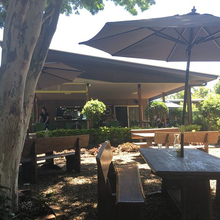 Bargara, Australia: The Fields Restaurant