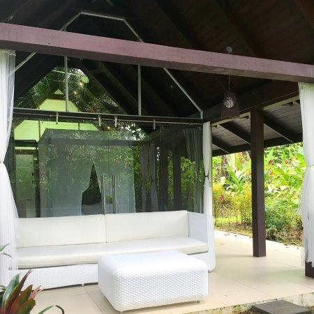 أوكسجين جنجل فيلاز: Jungle villa outside