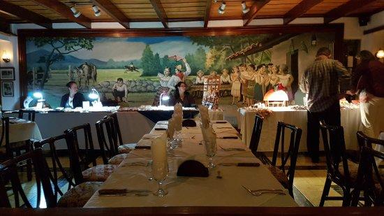 Restaurante Ram Luna: Nice tables