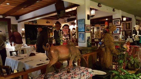 Restaurante Ram Luna: Restaurant