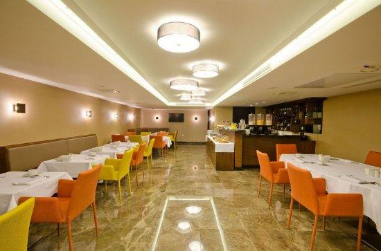 Inncity Hotel Nisantasi: Restaurant
