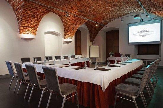 Lubliniec, Polonia: Meeting room