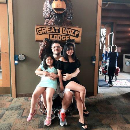 Great wolf lodge deals 2018 mason