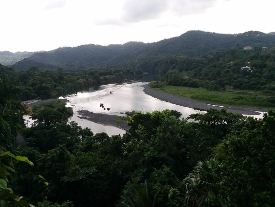 Rio Vista Resort: Rio Grande view from my bedroom