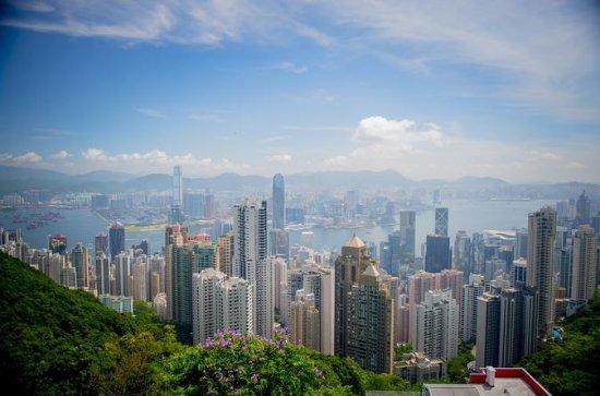 プライベート香港ヘリコプターフライトと終日ツアー