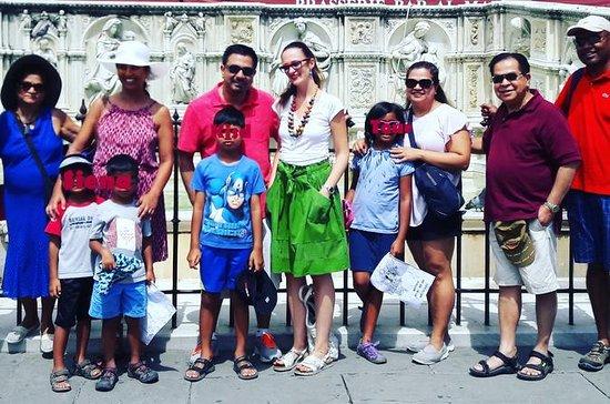 Kid tour in Siena