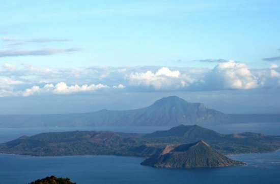 Taal Cruise Excursion: Taal Volcano...