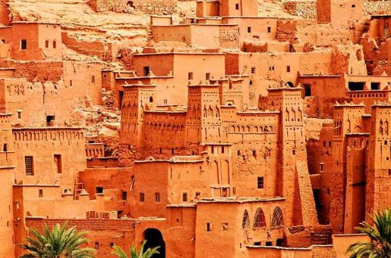 8 day Kasbah Trail round trip from...