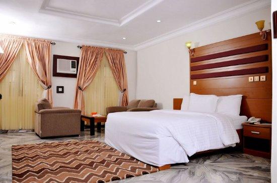 Hotel De Bently: Guest room