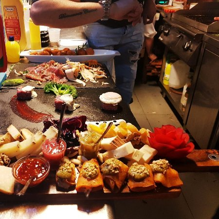 Antipasti picture of ciccino cucina griglia rende for Cucina antipasti