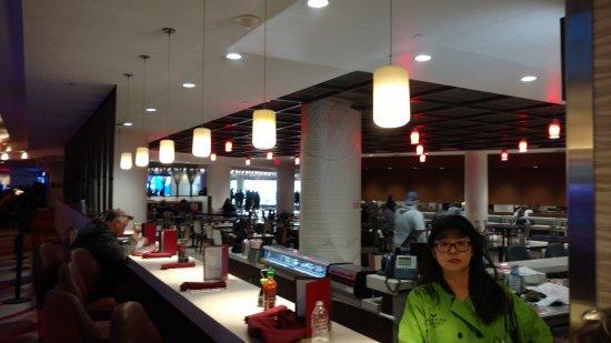 green valley casino food court