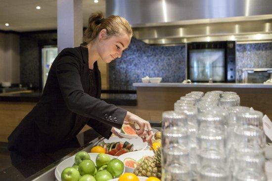 Van der Valk Hotel Assen : Restaurant